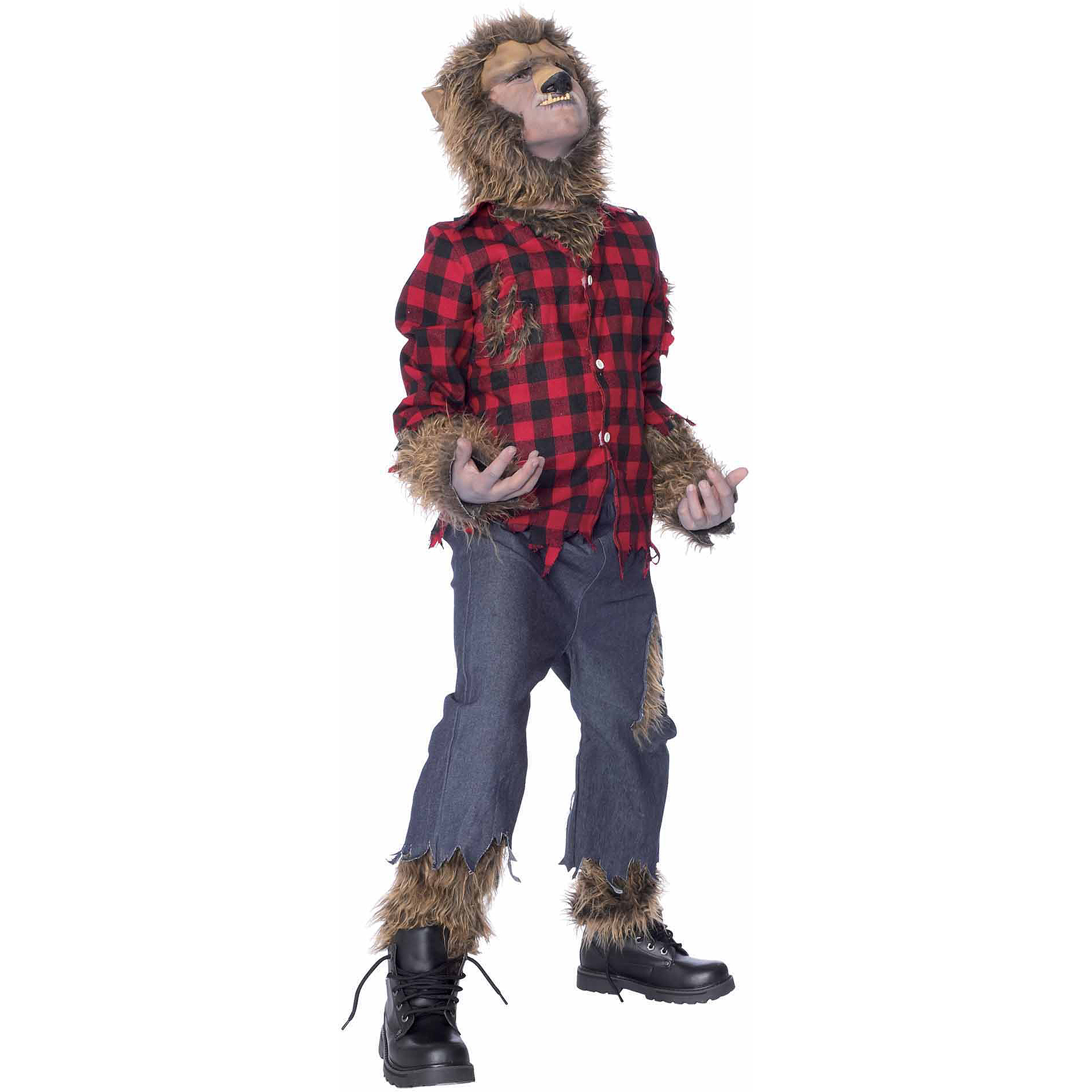 Wolfman Child Halloween Costume
