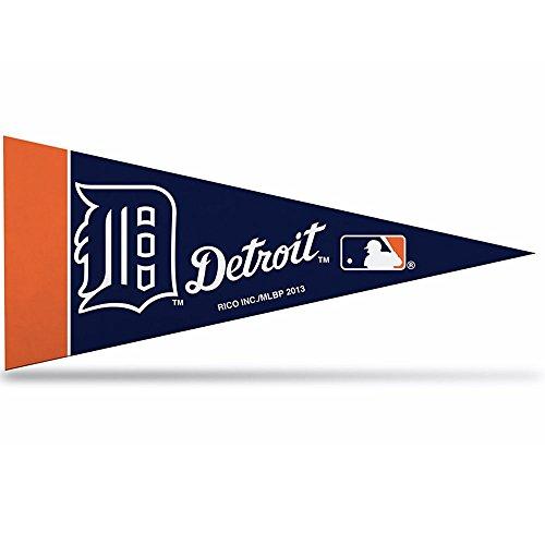 MLB - Detroit Tigers Mini Pennant Set: 8-Pack