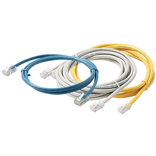 Steren 308-507GY UTP Cat.5e Patch Cable - Category 5e - 7 ft - 1 x RJ-45 Male Network - 1 x RJ-45 Male Network - Gray