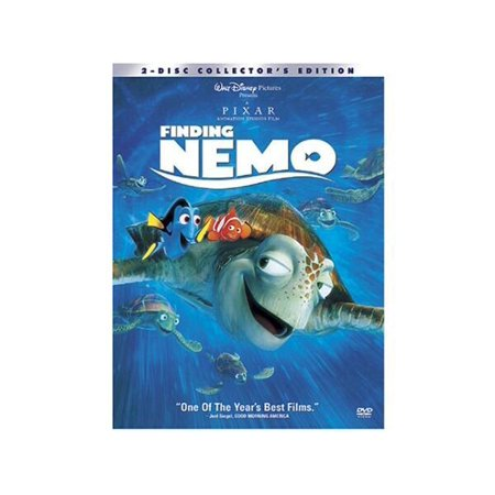 Finding Nemo [DVD, 2-Disc Set]