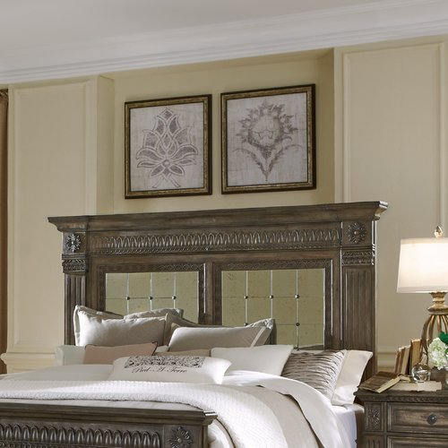 Accentrics By Pulaski Arabella Panel Headboard