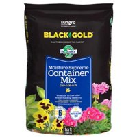 Black Gold CUFT Container Mix A Premium Value Added Potting Mix Moistu Only One