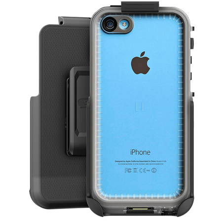 finest selection 75dc5 0d351 Lifeproof Fre / Nuud Series Belt Clip Holster for iPhone 5C 5s (case not  included) (By Encased)