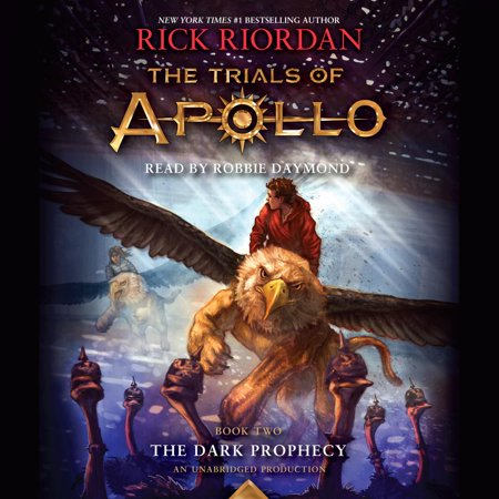 The Trials of Apollo, Book Two: The Dark Prophecy -