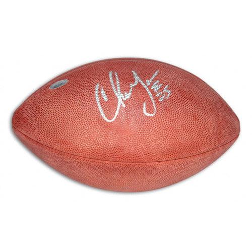 NFL - Charlie Garner Autographed Football