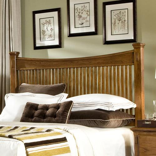 Imagio Home by Intercon Pasilla Wood Headboard