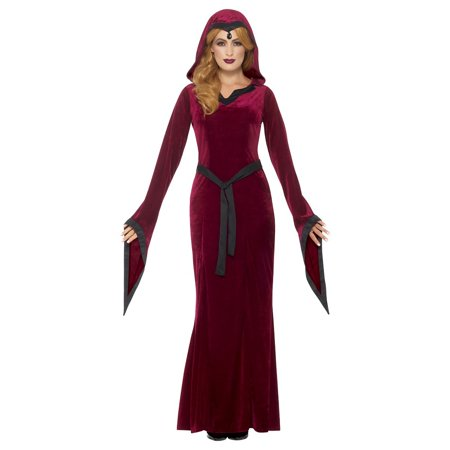 Medieval Vampiress Adult Costume - Plus Size 1X
