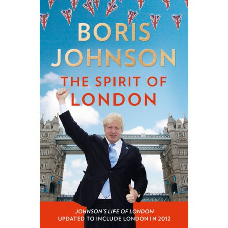 The Spirit Of London  Paperback