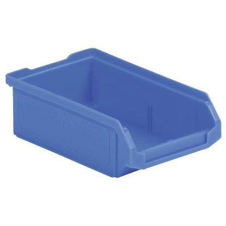 Schaefer Conductive Container (SSI SCHAEFER LF060402.0BL1 Hopper Bin,Stackable,Blue,4in.W,6in.L. G0468085)
