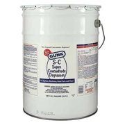 Gunk SC5 Super Concentrated Degreaser, 5 Gal by Radiator Specialty