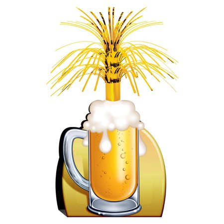Beer Mug Centerpiece Halloween - Halloween Centerpiece Ideas