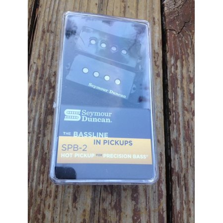 Seymour Duncan SPB-2 Hot P Bass Pickup SET Fender Precision Bass -