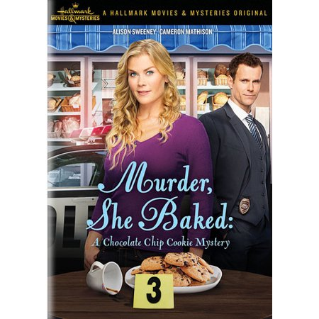 Murder, She Baked: The Chocolate Chip Mystery - Halloween Murder Mystery Dinner