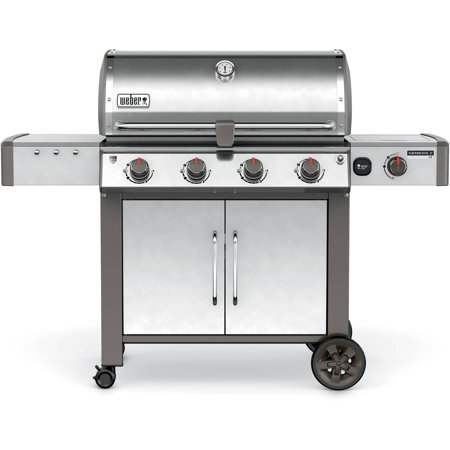 Weber Genesis Ii Lx S-440 Freestanding Natural Gas Grill