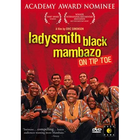 Ladysmith Black Mambazo: On Tip Toe (DVD)