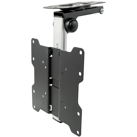 Folding Flip Down Pitched Roof Ceiling Mount for LCD Flat TV & Monitors upto 37″