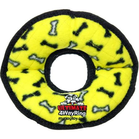 Tuffy Ultimate 4-Way Ring, Yellow Bone