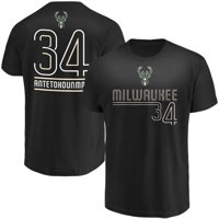 the best attitude 47fb0 42668 Milwaukee Bucks T-Shirts - Walmart.com