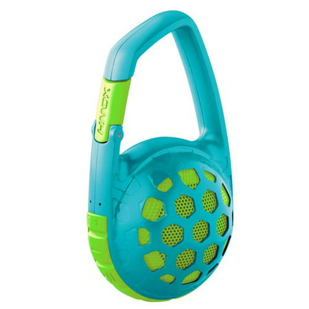 HMDX Hx-p140rd Hangtime Wireless Portable Speaker