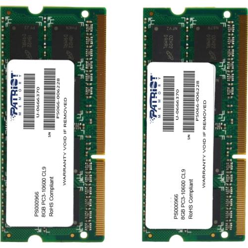 Patriot Memory Mac Series 16GB DDR3 SDRAM Memory Kit