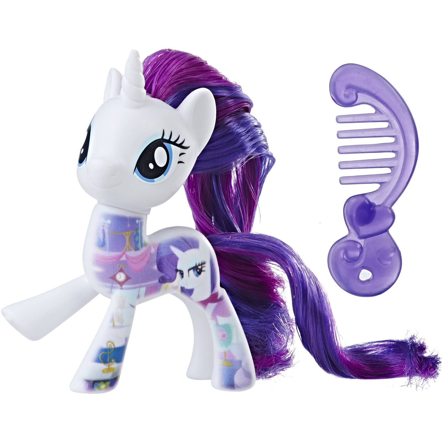 My Little Pony Friends All About Rarity by Hasbro