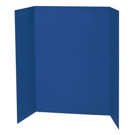 Single Walled Presentation Board (BLUE PRESENTATION BOARD 48X36 )