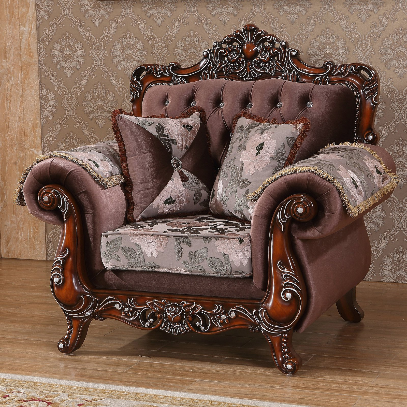 Meridian Furniture Inc Marbella Club Chair