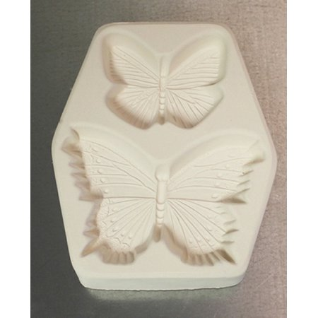 - Lf114 2 Butterfly's Mold for Glass Kiln Firing Frit By Creative Paradise Ship from US