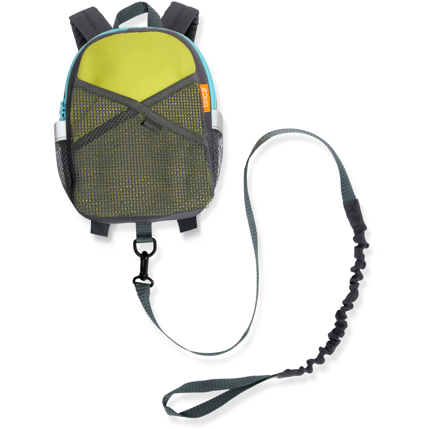 BRICA By-My-Side Safety Harness Backpack, Green
