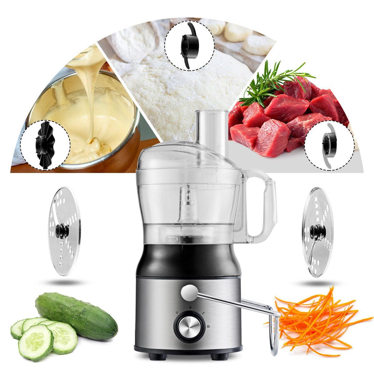 Gymax 5in1 Multifunction Juice Extractor Juicer Blender Grinder Chopper Food Processor - image 5 of 10