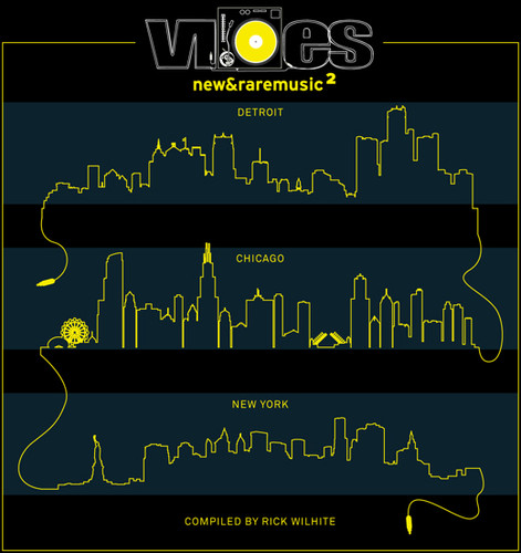 Rick Wilhite Vibes 2 [CD] by