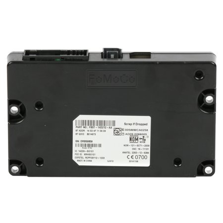 2015 Ford Fiesta Communication Sync Control Module Part Number  FB5T-14D212-AA - Refurbished