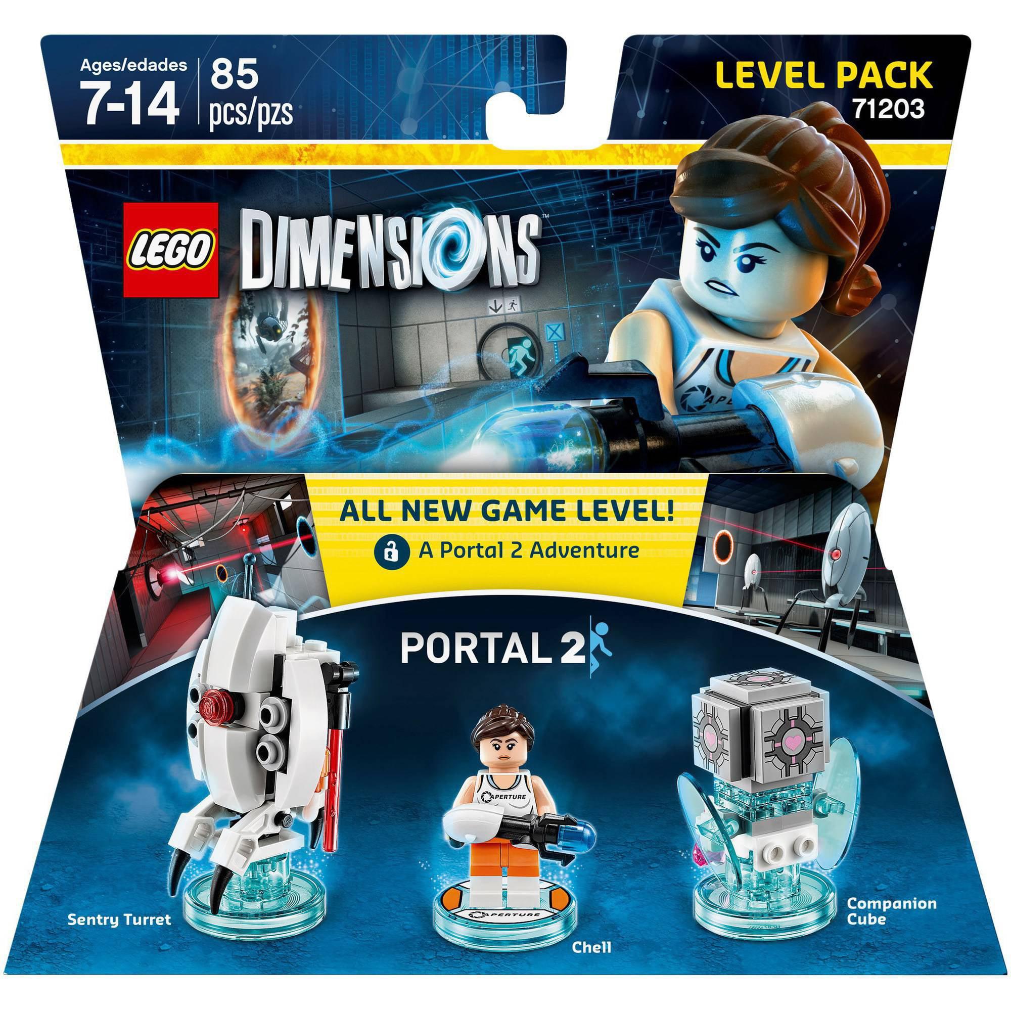 LEGO Dimensions Portal Level Pack (Universal) - Walmart.com