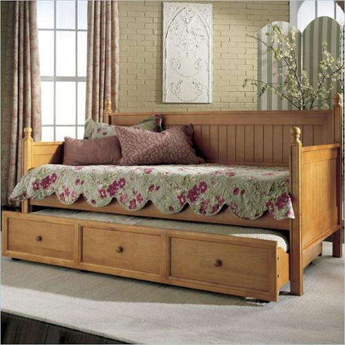 Springfield Daybed With Trundle White Walmart Com