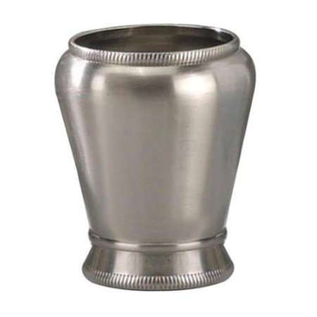 - NuSteel SVL8SNH Wastebasket 5 qt - Satin Nickel