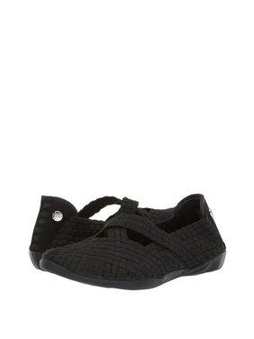 Bernie Mev. Margo Women's Woven Slip-On Comfort Flats