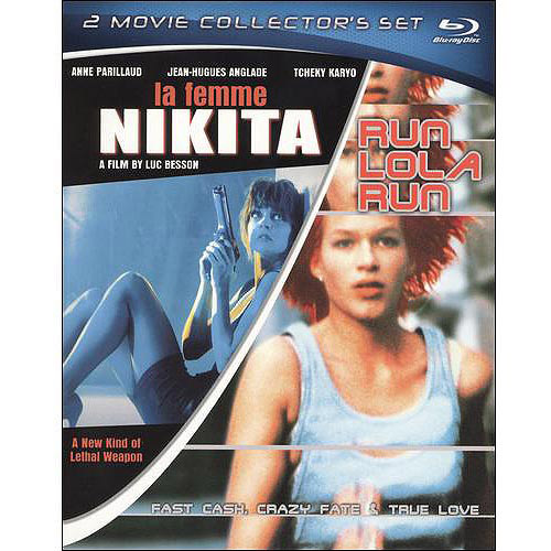 La Femme Nikita / Run Lola Run (Blu-ray) (Widescreen)