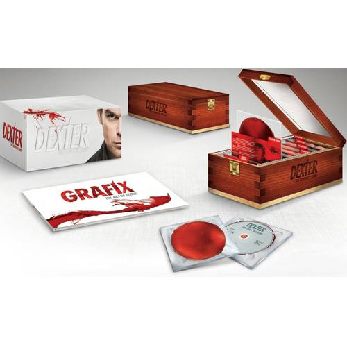 Dexter: The Complete Series Collection (Blood Slide Box Packaging) (Widescreen)