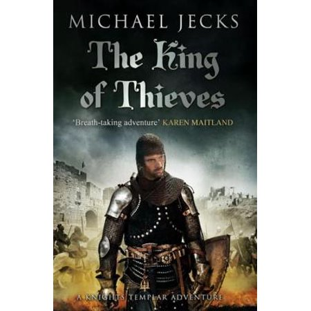 The King Of Thieves (Knights Templar Mysteries 26) - eBook