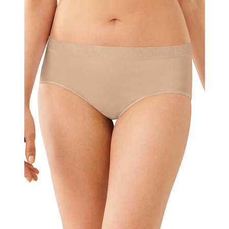 Barely There Underwear - Barely There by Bali Women`s Comfort Revolution Microfiber Seamless Hipster, 299