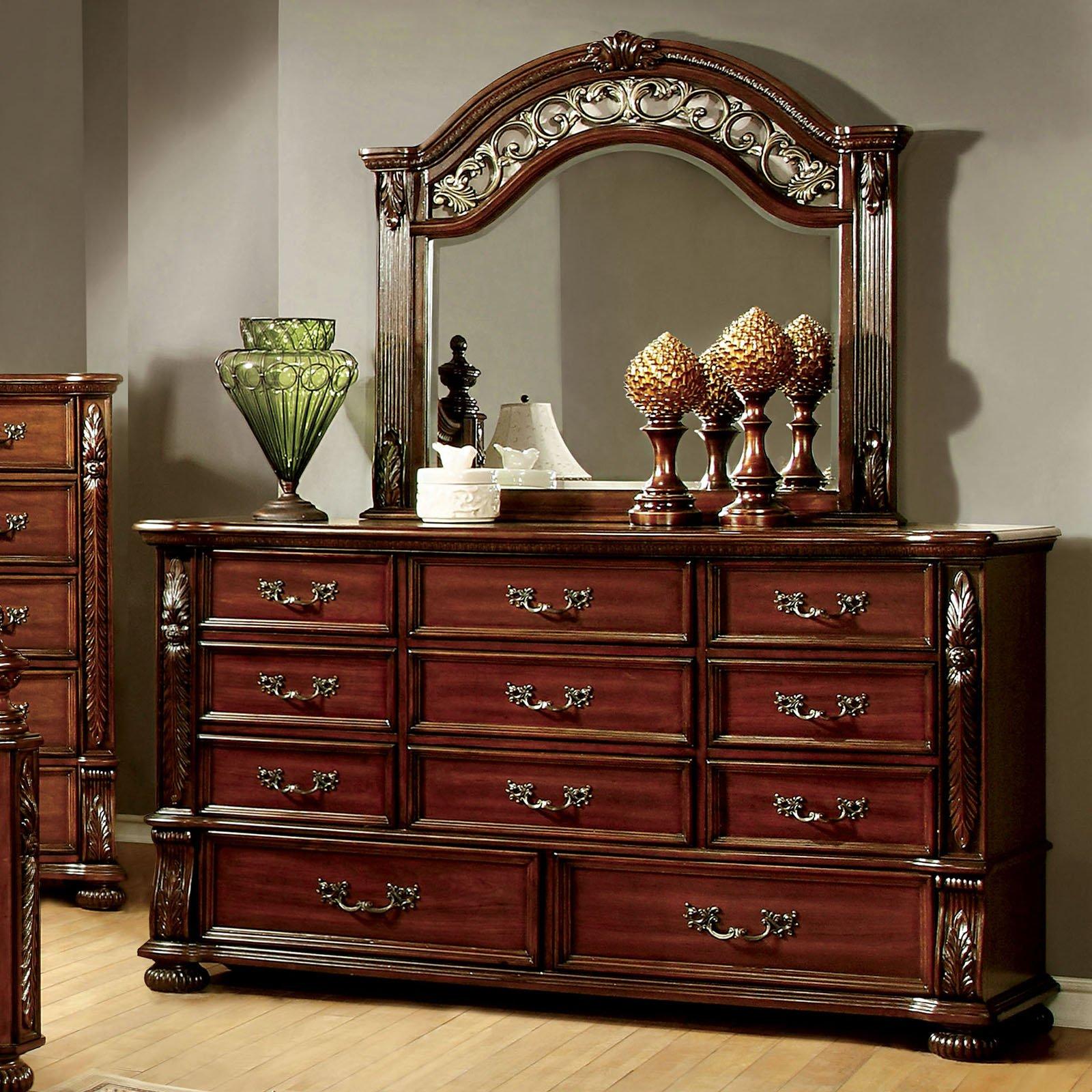 Enitial Lab Furniture of America Walters Lane 11 Drawer D...