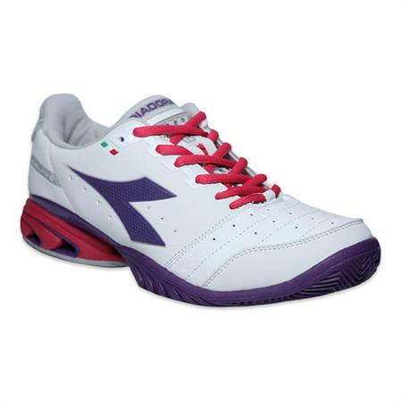Diadora Speed Star K III W AG Womens Tennis Shoe Size: 9.5