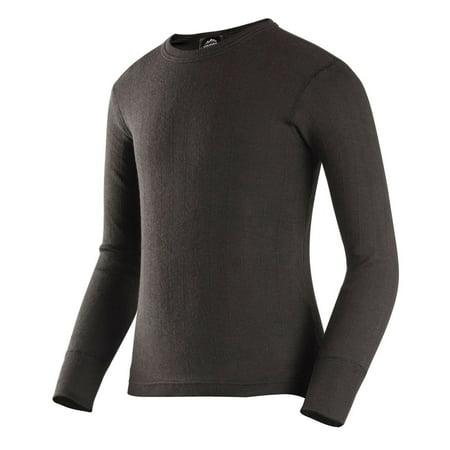 Coldpruf Polypropylene Underwear Crewneck Shirt - (Polypropylene Crewneck Top)