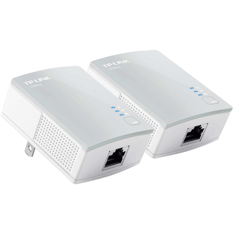 Tp-Link TL-PA4010KIT AV500 Nano Powerline Ethernet Adapter Starter Kit