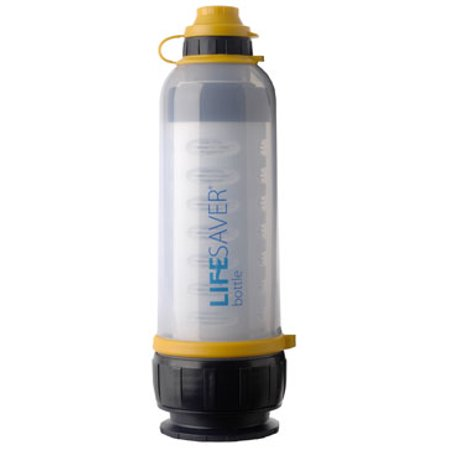 Icon LifeSaver 4000 Liter Water Purification Bottle