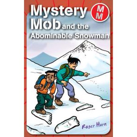 Mystery Mob and the Abominable Snowman - eBook (Abominable Snowman Decoration)