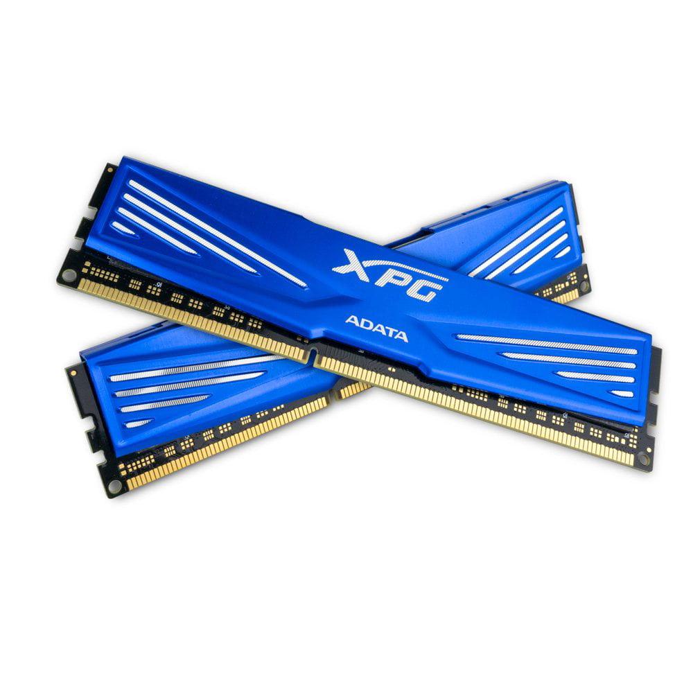 Adata 8gb Ddr3 Sdram Memory Module - 8 Gb [2 X 4 Gb] - Ddr3 Sdram - 1600 Mhz Ddr3-1600/pc3-12800 - 1.50 V - 240-pin - Dimm (ax3u1600w4g11-dd)