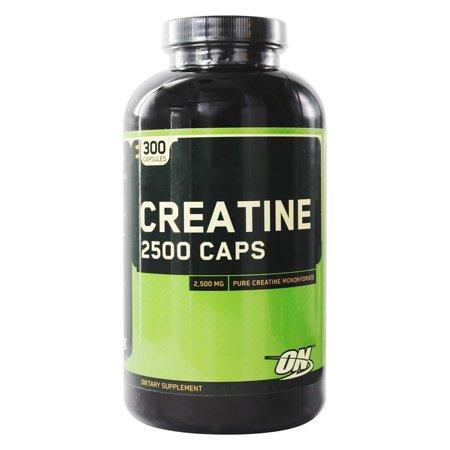 OPTIMUM NUTRITION - Creatine 2500 Caps 2500 mg. - 300 Capsules
