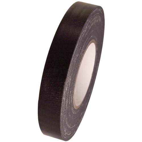 CDT-36 1 inch x 60 yards Black Duct Tape