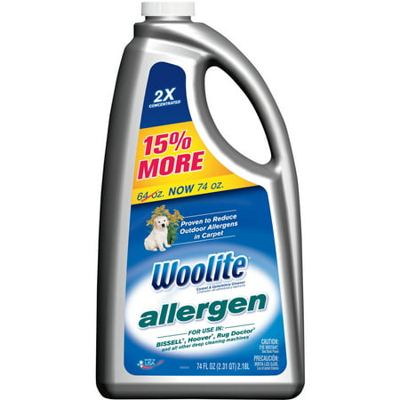 011120208429 Woolite Allergen Carpet And Upholstery Cleaner